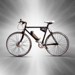 SOLAR BIKE ELECTRIC FIXIE
