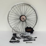 200 or 350 Watt rear hub 36 volt mini-motor electric bike conversion kit