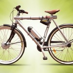 200W Electric Vanmoof