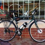 A practical Steel framed tourer/commuter ideal for everyday use