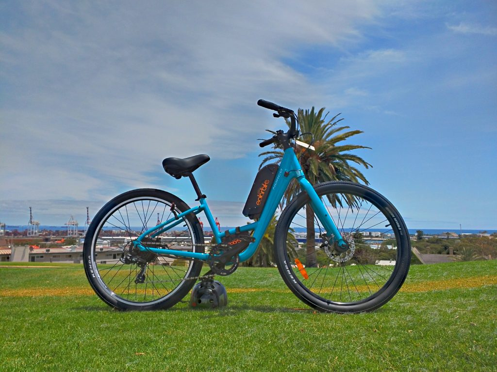 One of the best stepthrough bikes for electric conversion