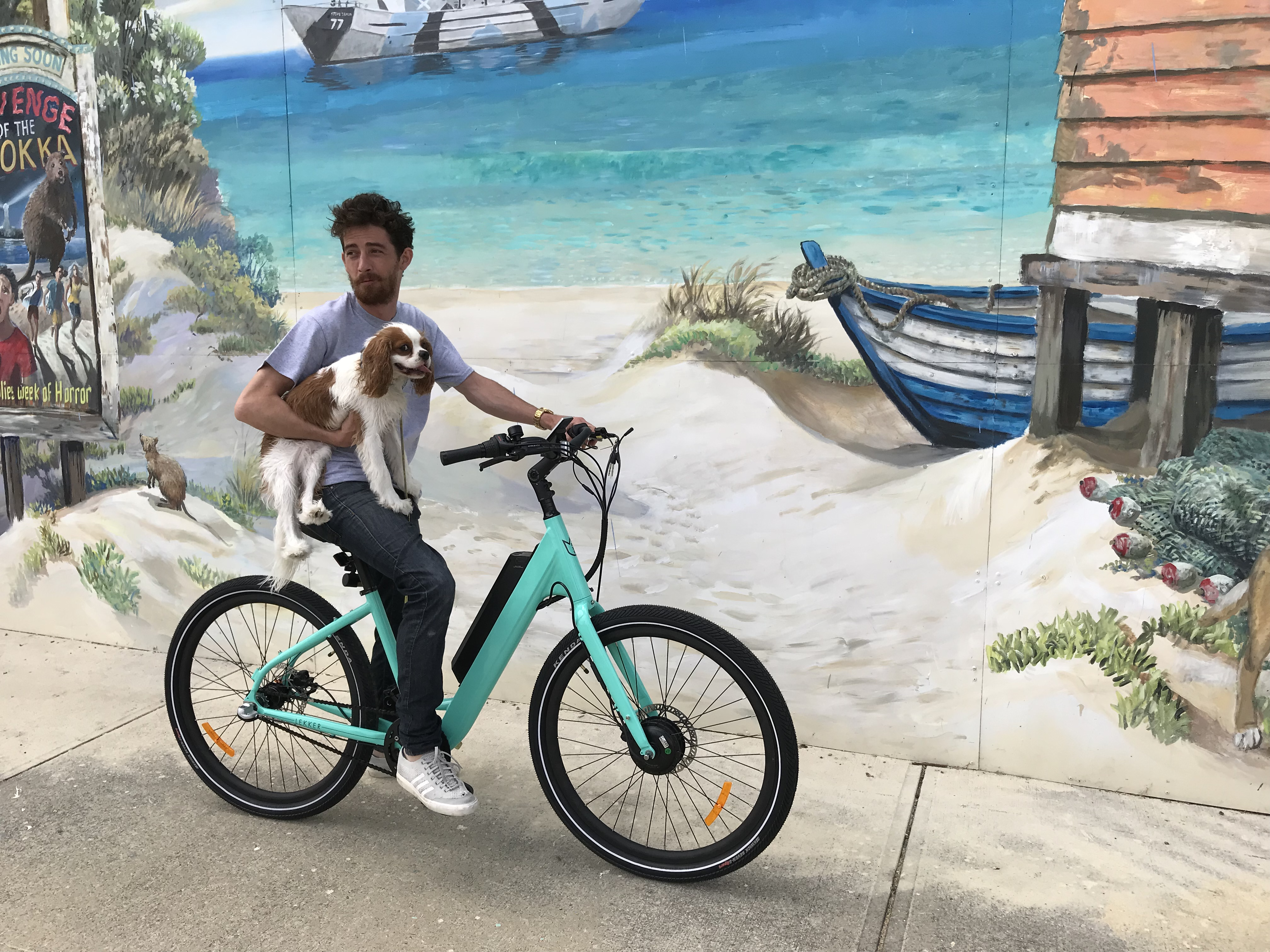 PERTH ELECTRIC BICYCLES - PERTH ELECTRIC BICYCLES is located