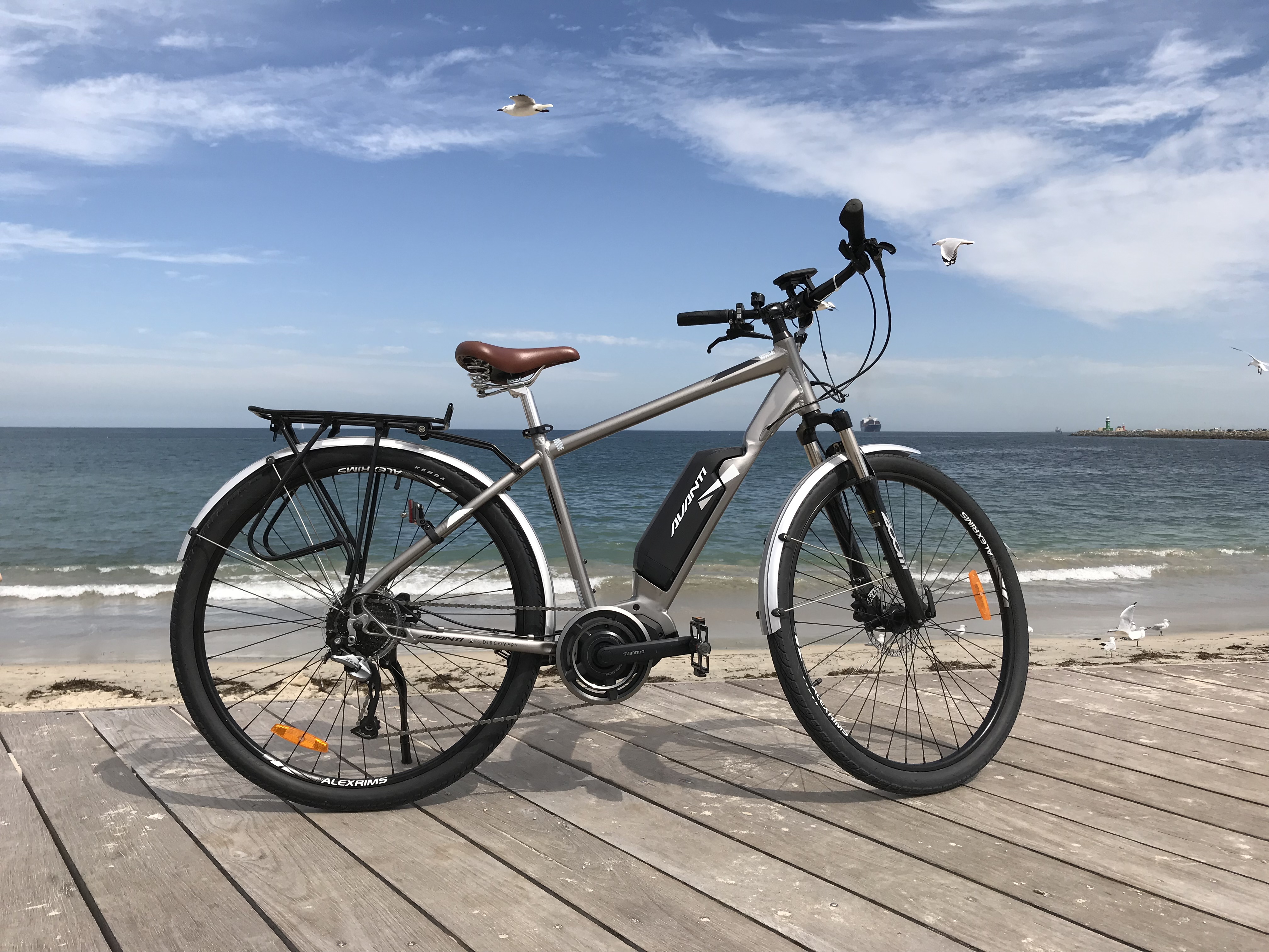 PERTH ELECTRIC BICYCLES - PERTH ELECTRIC BICYCLES is located in